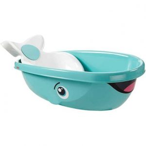 Fisher Price Whale Bathtub - Best Baby Bath tub