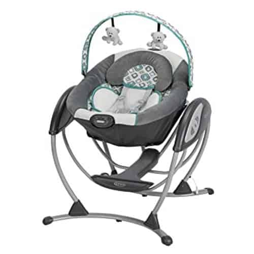 Graco Glider LX Baby Swing - Best Baby Swings