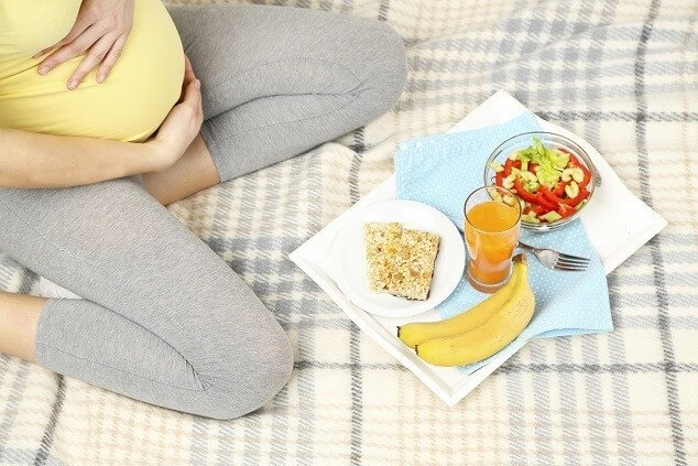 top 5 diet tips for pregnant women
