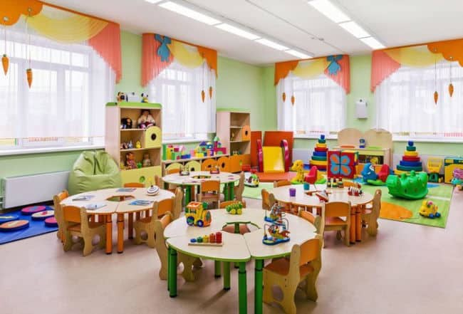 Perfect Playroom for Children