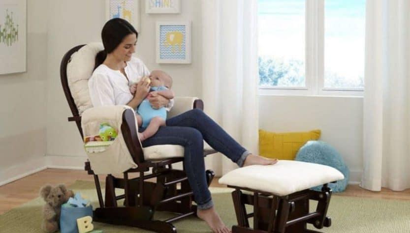 Storkcraft Nursery Baby Glider